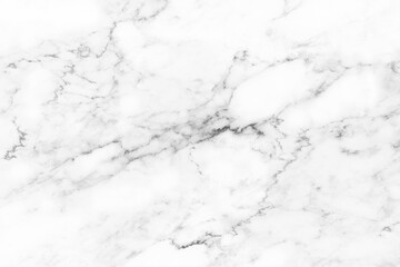 Wall Mural - elegant white marble texture background