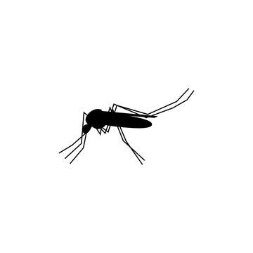 Mosquito sillhouette.