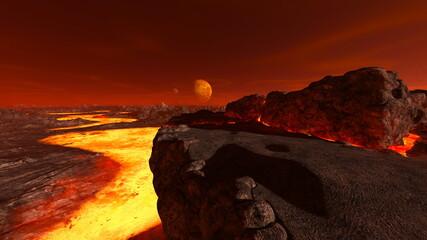 マグマ火山