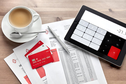 Household & Small Business Account Problems