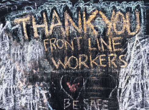 Thank-You Front Line Workers