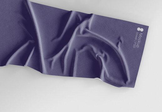 Towel Mockup