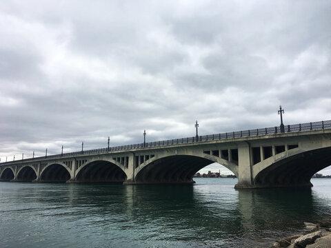 Belle Isle Bridge - Detroit, MI