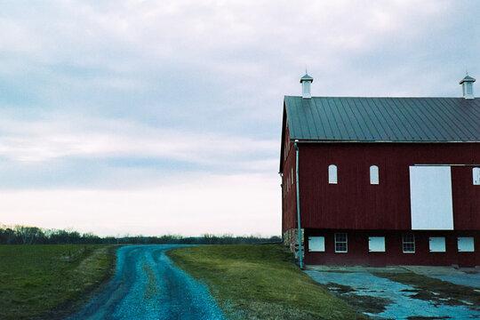 Thomas Farm Barn