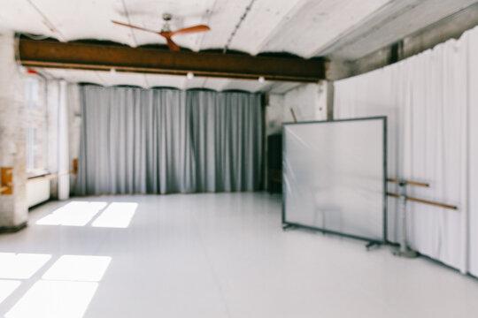 Defocused Industrial Dance Studio