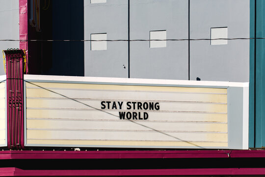 Stay Strong World