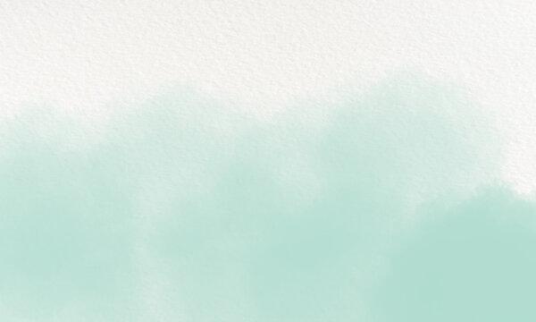 Seafoam watercolor background