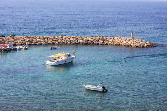 Paphos Coastline, Cyprus