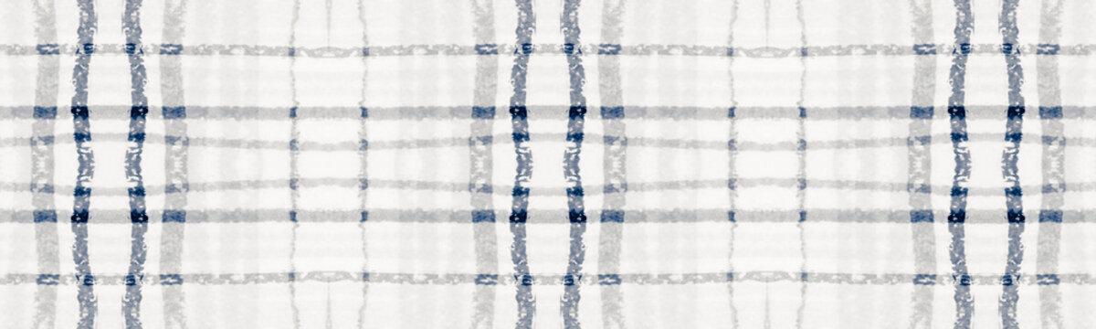 Gray Square Picnic. Seamless Textured Print.
