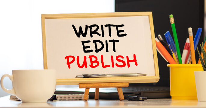 work atmosphere and SELF PUBLISH