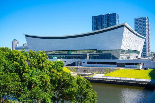 有明アリーナ 2020年9月 東京オリンピック競技会場