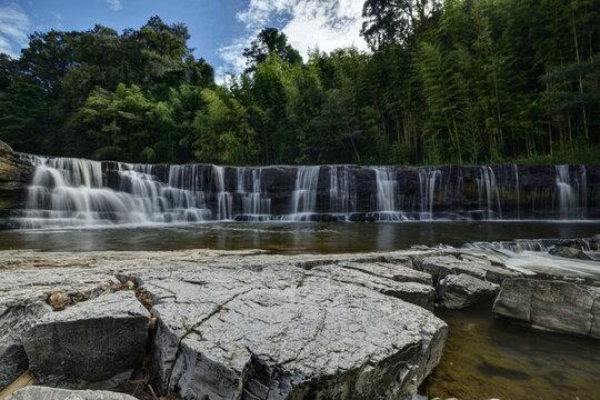三木市のナイアガラ 黒滝