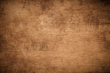 Old grunge dark textured wooden background , The surface of the old brown wood texture , top view teak wood paneling.