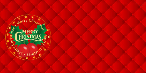 クリスマス ヒイラギ 冬 背景