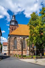Sankt Dionys Kirche, Eschwege, Deutschland