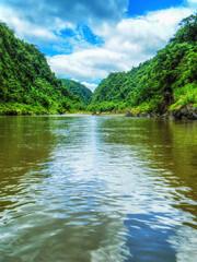Sigatoka River in Fiji