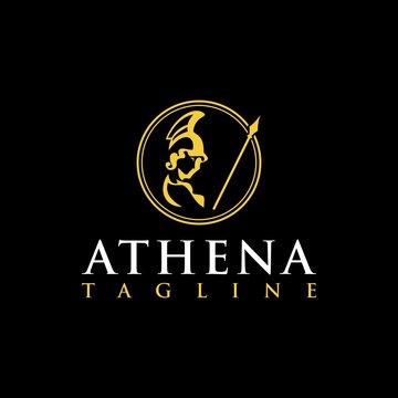 Athena luxury logo inspiration