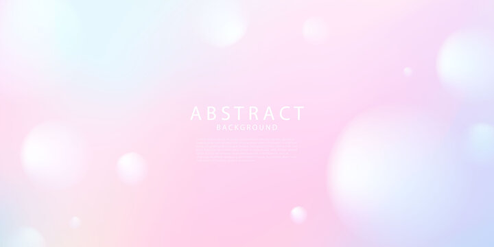 Abstract Pastel pink gradient background Ecology concept for your graphic design,