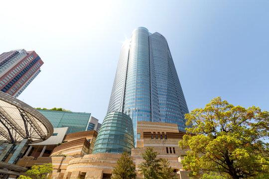 Minato, Tokyo, Japan - Roppongi Hills Mori Tower: Roppongi Hills Mori Tower is a 54-story mixed-use skyscraper in Roppongi, Minato, Tokyo.