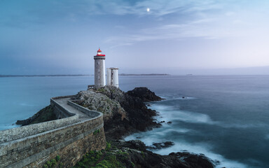 Phare du Petit Minou / French Brittany lighthouse