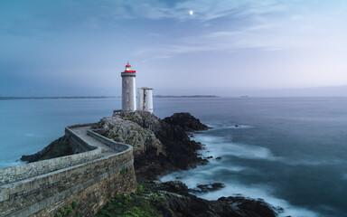 Phare du Petit Minou / French Brittany lighthouse