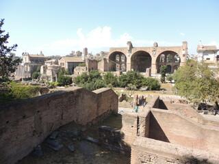 Fototapeta Zabytki starozytnego Rzymu