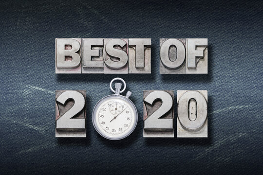 best of 2020 W den