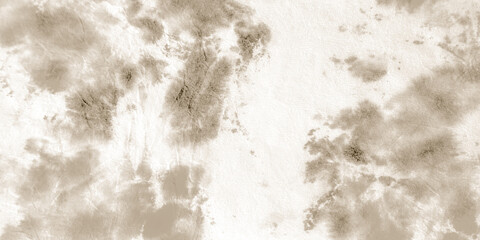 Abstract Watercolour Stains. Old Paper Ink  Fotobehang