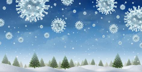 Winter Season Virus