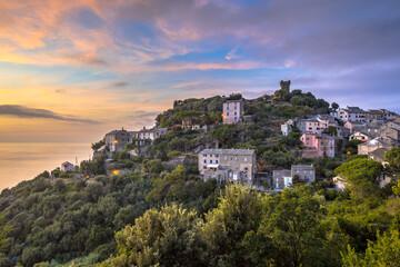 Mountain Village Corsica