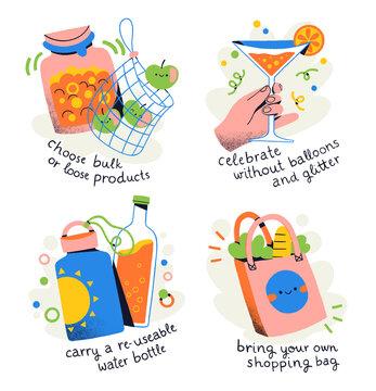 Plastic free - how to reduce single-use plastic