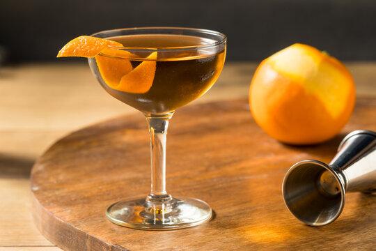 Boozy Classic Hanky Panky Cocktail