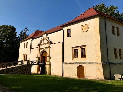 Schloss und Festung Senftenberg in Senftenberg (Brandenburg)