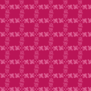 "Flowers patterns. 12"" x 12"""