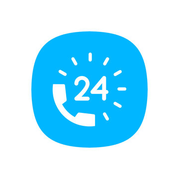 24 Hour helpline - Icon