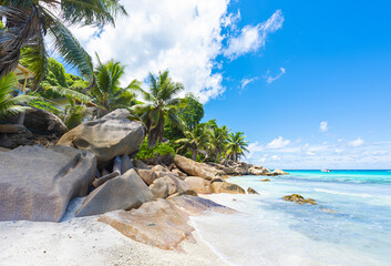 Anse Patates in Seychelles
