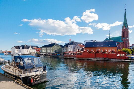Hafenstadt Arendal