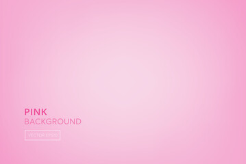 Simple abstract gradient pastel pink background