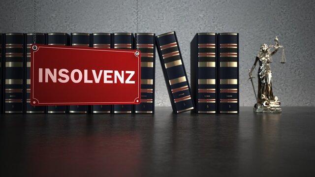 Gesetzliche Vorgaben bei einem Insolvenzverfahren