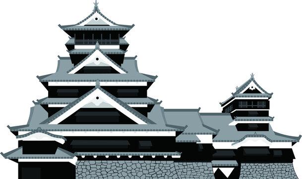 熊本城・天守