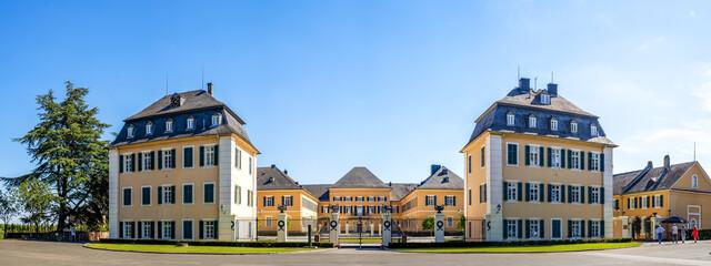 Schloss Johannisberg, Geisenheim, Rheingau, Deutschland