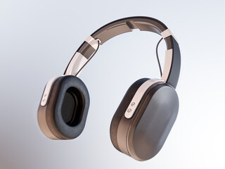 Modern wireless headphones