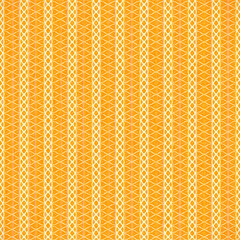 Autumn Yellow Pink Chalk Artistic Chain Link Seamless Repeat Pattern Paper