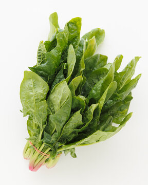 a bundle of spinach
