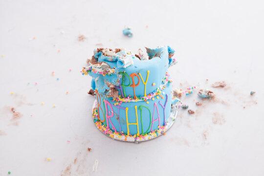 Cake smash shoot