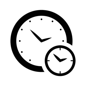 two clock icon