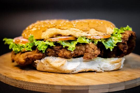 sandwich de milanesa