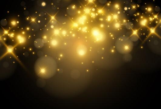 magic, flare, greeting, happy, boarder, glare, golden, decoration, element, new year, border, shape, christmas, square, celebration, light, background, effect, vintage, glow, fashion, shiny, illustrat