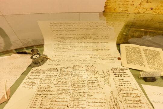 Treaty of Waitangi, the New Zealand's founding document