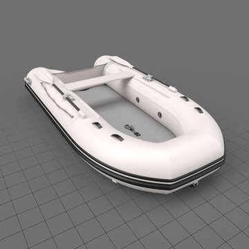 Inflatable boat 3